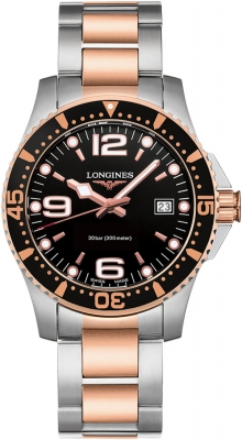 Longines HydroConquest Quartz 41mm Two Tone