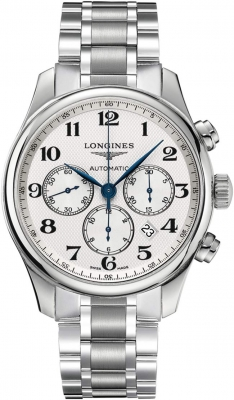 Longines Master Automatic Chronograph 44mm L2.859.4.78.6