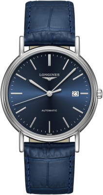 Longines Presence Automatic 38.5mm L4.921.4.92.2