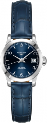 Longines Record 26mm L2.320.4.96.4