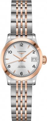 Longines Record 26mm L2.320.5.76.7
