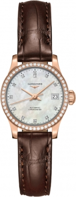 Longines Record 26mm L2.320.9.87.2