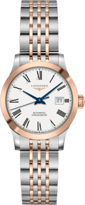 Longines Record 30mm L2.321.5.11.7