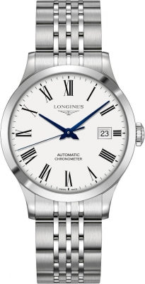 Longines Record 38.5mm L2.820.4.11.6