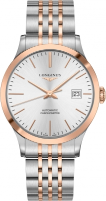 Longines Record 40mm L2.821.5.72.7