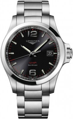 Longines Conquest V.H.P. 43mm L3.726.4.56.6