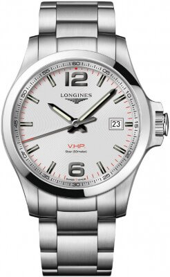 Longines Conquest V.H.P. 43mm L3.726.4.76.6