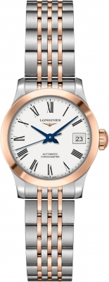 Longines Record 26mm L2.320.5.11.7