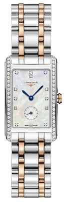 Longines DolceVita Quartz 23mm L5.512.5.89.7