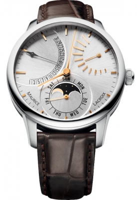 Maurice Lacroix Masterpiece Lune Retrograde Automatic mp6528-ss001-130b