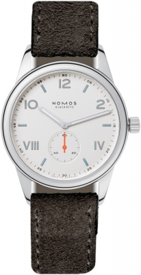 Nomos Glashutte Club 38 Campus 38.5mm 735