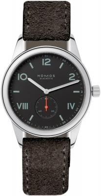 Nomos Glashutte Club 38 Campus 38.5mm 736