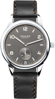 Nomos Glashutte Club Automat Datum 41.5mm 774