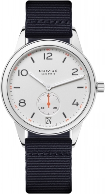 Nomos Glashutte Club Automat Datum 41.5mm 775