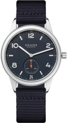 Nomos Glashutte Club Automat Datum 41.5mm 776