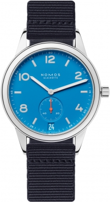 Nomos Glashutte Club Automat Datum 41.5mm 777