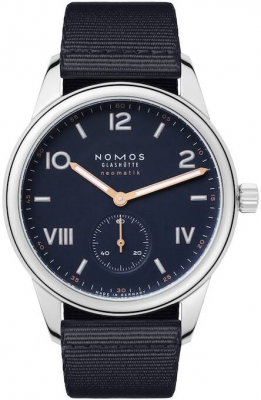 Nomos Glashutte Club Campus Neomatik 39 39.5mm 767