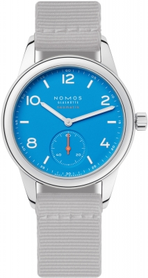 Nomos Glashutte Club Neomatik 37mm 742