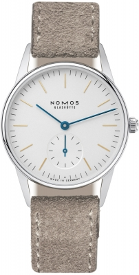 Nomos Glashutte Orion 33 32.8mm 322
