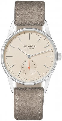 Nomos Glashutte Orion 33 32.8mm 328