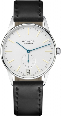 Nomos Glashutte Orion 38 Datum 38mm 380
