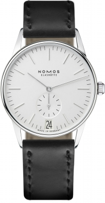 Nomos Glashutte Orion 38 Datum 38mm 381