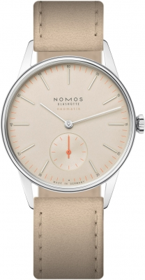 Nomos Glashutte Orion Neomatik 36mm 393