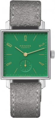 Nomos Glashutte Tetra Berlin Collection 29.5mm Square 489