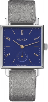 Nomos Glashutte Tetra Berlin Collection 29.5mm Square 490