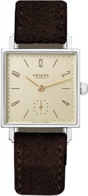 Nomos Glashutte Tetra 27.5mm Square 472