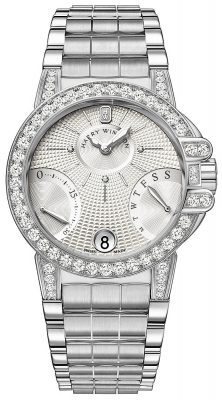 Harry Winston Ocean Lady Biretrograde 36mm oceabi36ww046