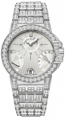Harry Winston Ocean Lady Biretrograde 36mm oceabi36ww048