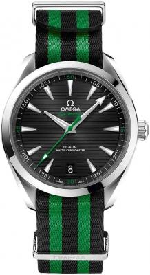 Omega Aqua Terra 150M Co-Axial Master Chronometer 41mm 220.12.41.21.01.002