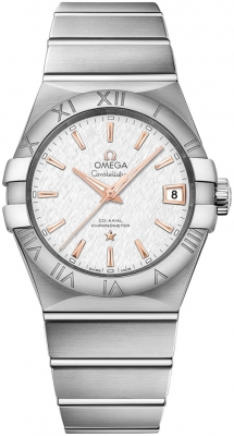 Omega Constellation Co-Axial Automatic 38mm 123.10.38.21.02.002