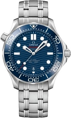 Omega Seamaster Diver 300m Co-Axial Master Chronometer 42mm 210.30.42.20.03.001
