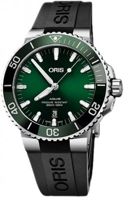 Oris Aquis Date 43.5mm 01 733 7730 4157-07 4 24 64EB