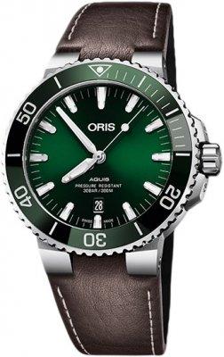 Oris Aquis Date 43.5mm 01 733 7730 4157-07 5 24 10EB