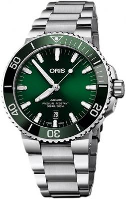 Oris Aquis Date 43.5mm 01 733 7730 4157-07 8 24 05PEB
