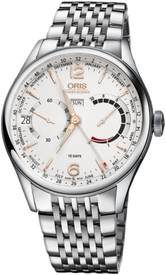 Oris Artelier Calibre 113 01 113 7738 4031-Set 8 23 79PS