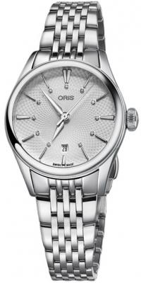 Oris Artelier Date 28mm 01 561 7722 4051-07 8 14 79