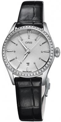 Oris Artelier Date 28mm 01 561 7722 4951-07 5 14 64FC