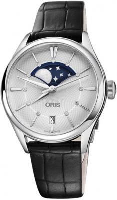 Oris Artelier Grande Lune Date 01 763 7723 4051-07 5 18 64FC