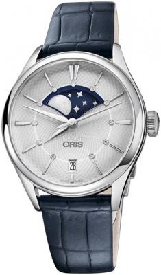 Oris Artelier Grande Lune Date 01 763 7723 4051-07 5 18 66FC