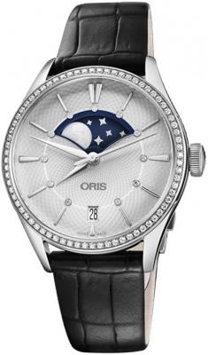 Oris Artelier Grande Lune Date 01 763 7723 4951-07 5 18 64FC