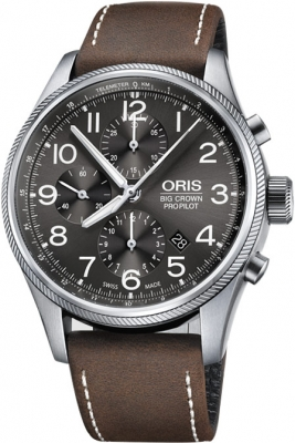 Oris Big Crown ProPilot Chronograph 44mm 01 774 7699 4063-07 5 22 05FC