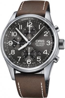 Oris Big Crown ProPilot Chronograph 44mm 01 774 7699 4063-07 5 22 05FC