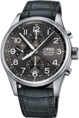 Oris Big Crown ProPilot Chronograph 44mm 01 774 7699 4063-07 5 22 06FC
