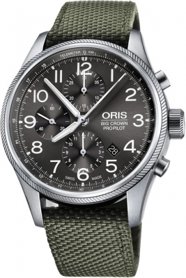 Oris Big Crown ProPilot Chronograph 44mm 01 774 7699 4063-07 5 22 14FC