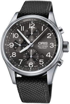 Oris Big Crown ProPilot Chronograph 44mm 01 774 7699 4063-07 5 22 15FC