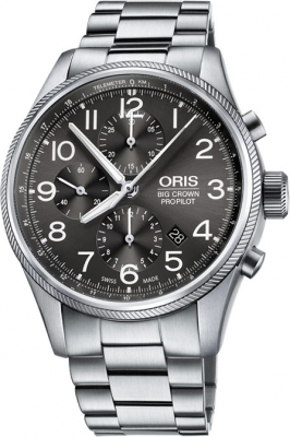 Oris Big Crown ProPilot Chronograph 44mm 01 774 7699 4063-07 8 22 19